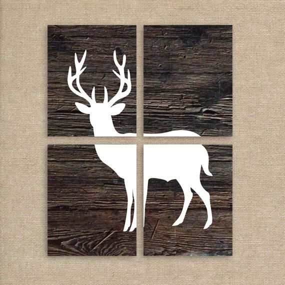 80 best deer cookies, treats and decor images on pinterest