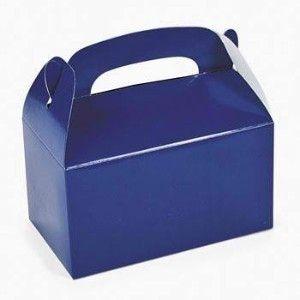 Blue Treat Box
