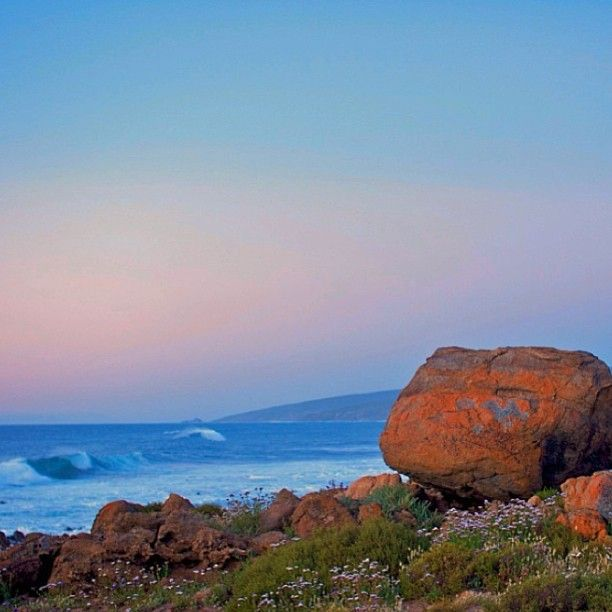 Dusk at Yallingup, Margaret River Western #Australia     by @matty_b_x instagram