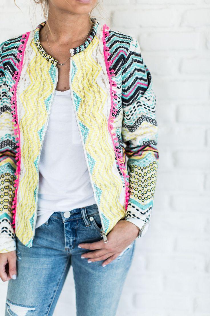 Fluor Precious Jacket