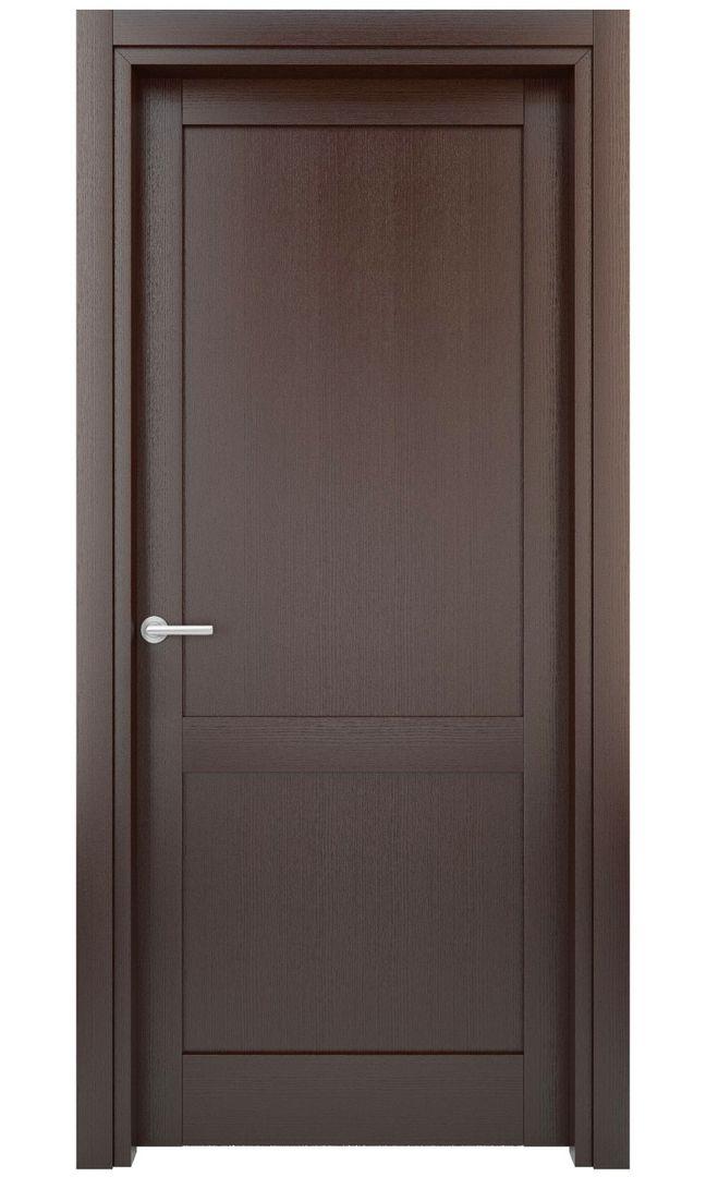 Puertas modernas para recamara for Puertas de madera para habitaciones