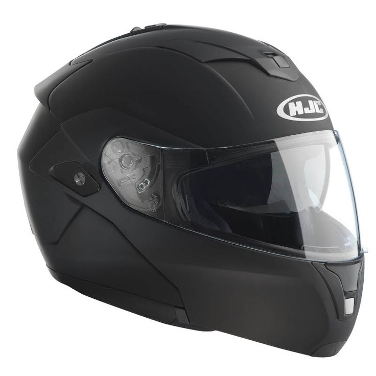HJC Symax III - Matt Black | The Helmet Warehouse
