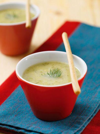 Dereotlu kabak çorbası Tarifi - Diyet Yemekleri Yemekleri - Yemek Tarifleri