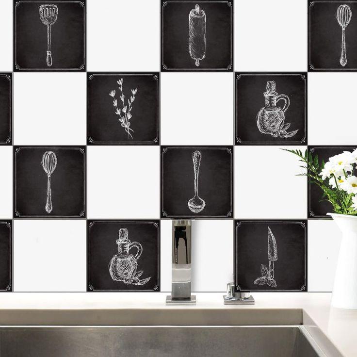 Die besten 25+ Küche fliesen dekorieren Ideen auf Pinterest