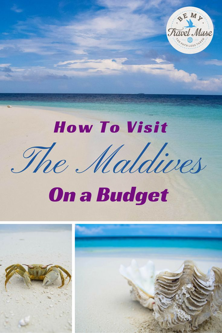 A step-by-step guide on flying to and staying in the Maldives for cheap by using local guest houses and finding fare deals online. It's easy!