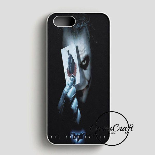 Batman Face iPhone SE Case | casescraft