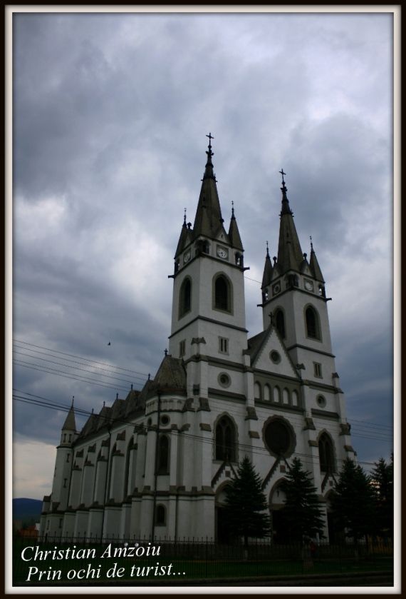 Ditrau Cathedral :)