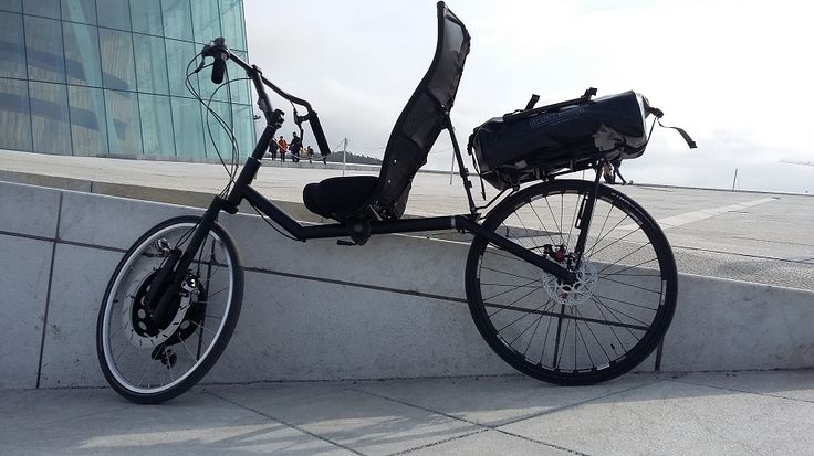 KerVelo Bike and Tilting Trike – Ergonomically Innovative Solution for Cyclists