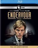 Masterpiece Mystery!: Endeavour - Series 2 [Blu-ray]