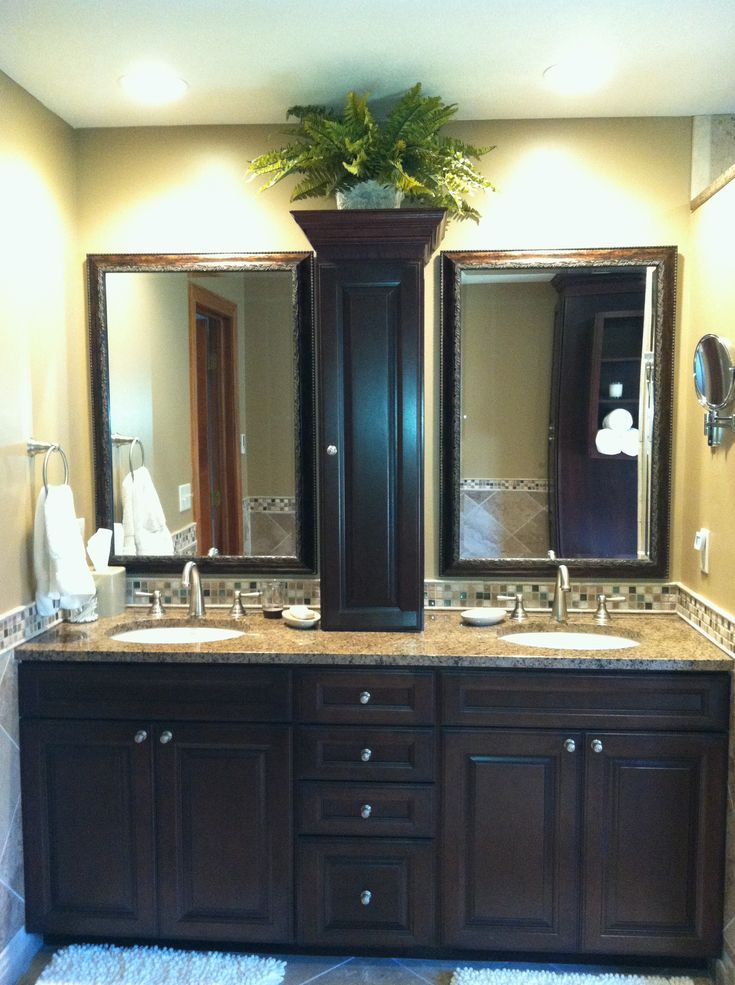 Love The Combination Of The Granite Counter Top With