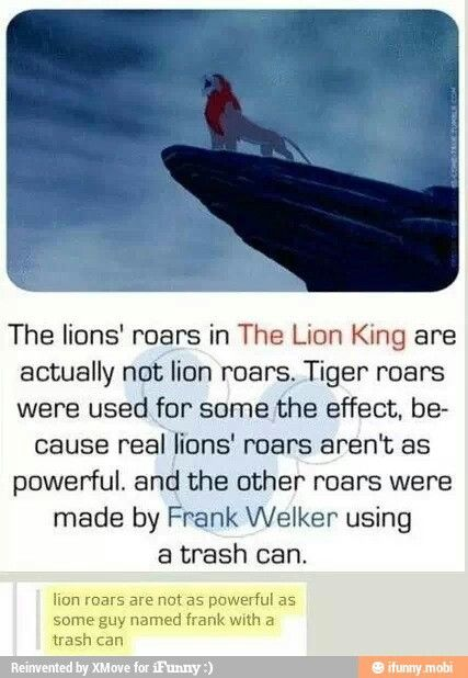 OMG GUYS. FIRST THING I THOUGHT OF WAS FRANK TURNED INTO A LION TO MAKE THIS SOUND<--OMG ME TOO!!!!! THE PERCY JACKSON FANDOM TOTALLY JUST HI-JACKED THIS POST!!