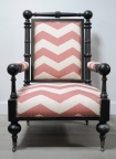 chevron AND pink AND black?  heavenly