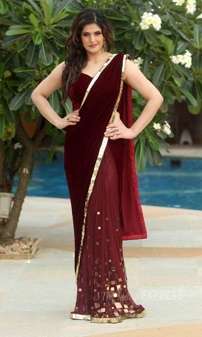 Zarine Khan #Bollywood #Fashion #Style