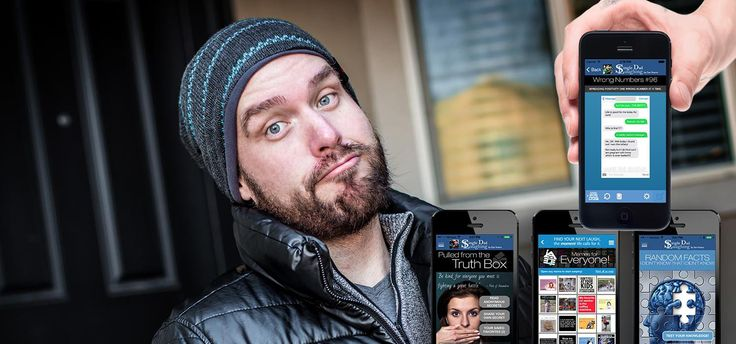 The New Single Dad Laughing Apps Are HERE! FINALLY! Both of these apps are ready for you all! Now, I could have put together a lengthy write-up about them, but I decided to *tell* you about them with video instead. This, unfortunately for all of us, ended up included dancing, singing, and really strange accents... Yes. You can see that ridiculous awesomeness (and find out all about the new apps) here: http://go.danoah.com/apps