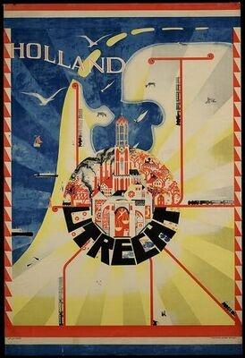 Utrecht, Holland. Jac. Jongert, 1926.
