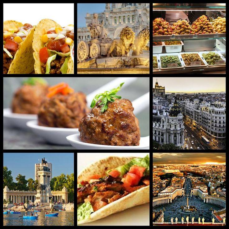 «Buen apetito, από την Ισπανία!» Το ξέρατε ότι οι Ισπανοί απογειώνουν τους κεφτέδες με λίγη κανέλα; Δοκιμάστε το και θα εκπλαγείτε!  #ΕκλεκτάΑλλαντικάΠαντέρη #Ταξίδια_Γεύσης www.paderis.gr