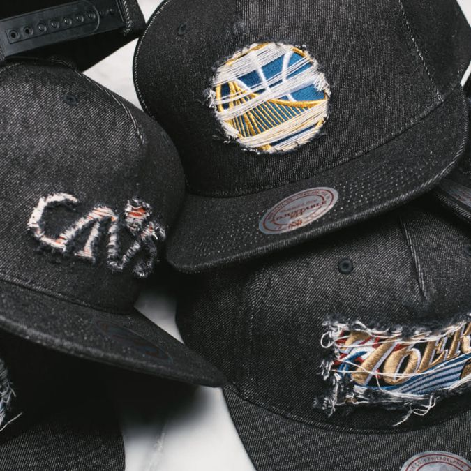 NBA by Mitchell & Ness x Lapstone & Hammer on Collaboration Generation – the latest and best in brand innovation