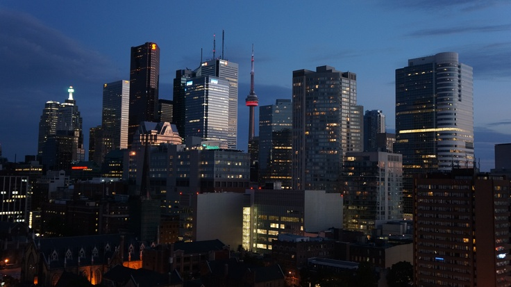 This board is dedicated to our beauty city Toronto