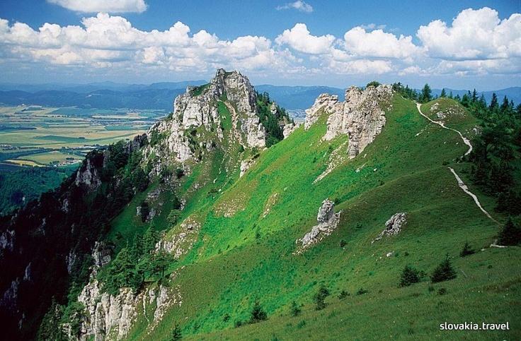 National Park of Veľká Fatra, Slovakia