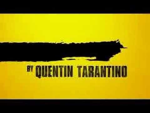 Kill Bill (Trailer from Tarantino´s 4th movie)