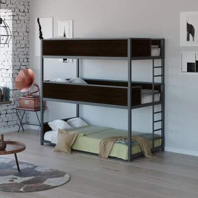 Isa Belle Isabelle & Max Jalynn Heavy Duty Triple Bunk Bed Isabelle & Max