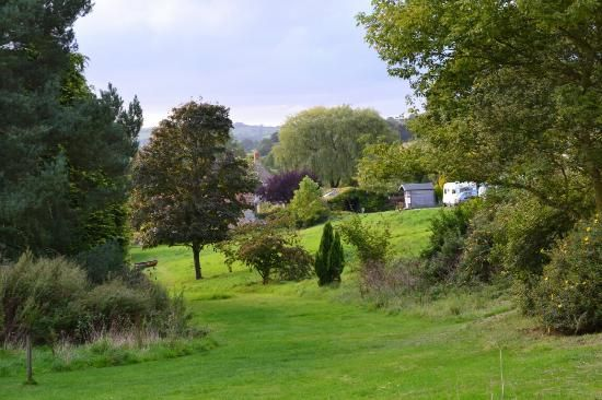 Idyllic! - Review of Batcombe Vale Caravan Campsite, Shepton Mallet - TripAdvisor