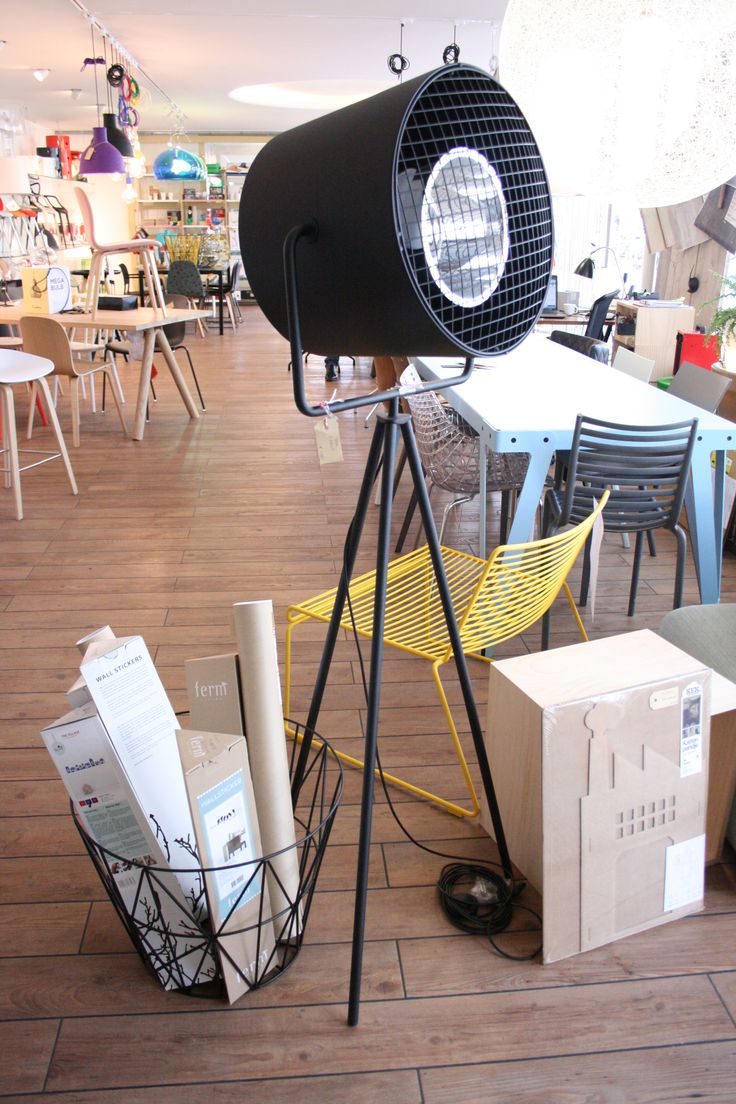Grote spotlight #lamp