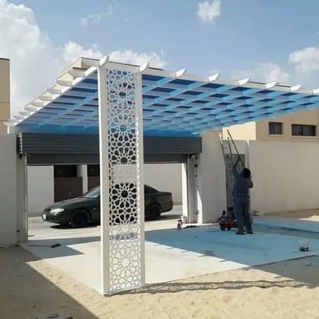 ترميم تشطيب بناء ملاحق بناء مجالس خارجية اعمال دهانات تكسير بلاط ازالة الدهانات القديمه هدم Outdoor Structures Building Outdoor Decor