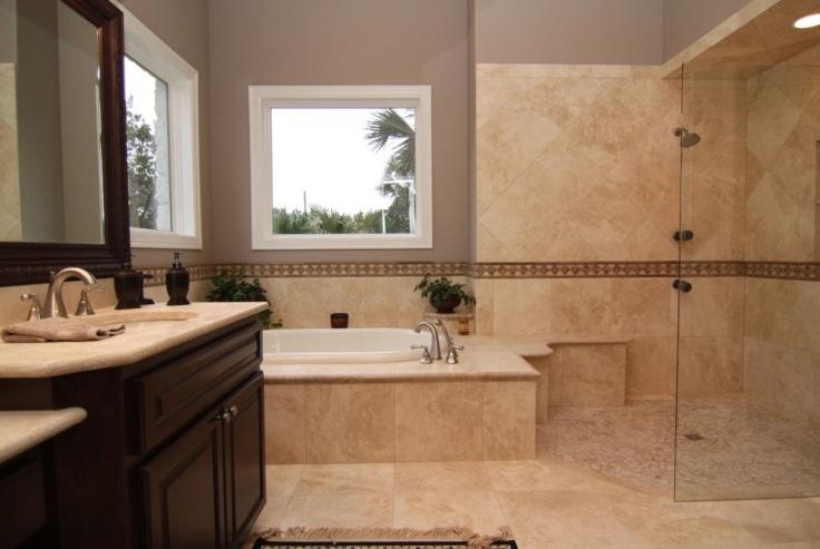 10 best travertine bathrooms remodel austin tx images on for Bathroom remodeling austin tx