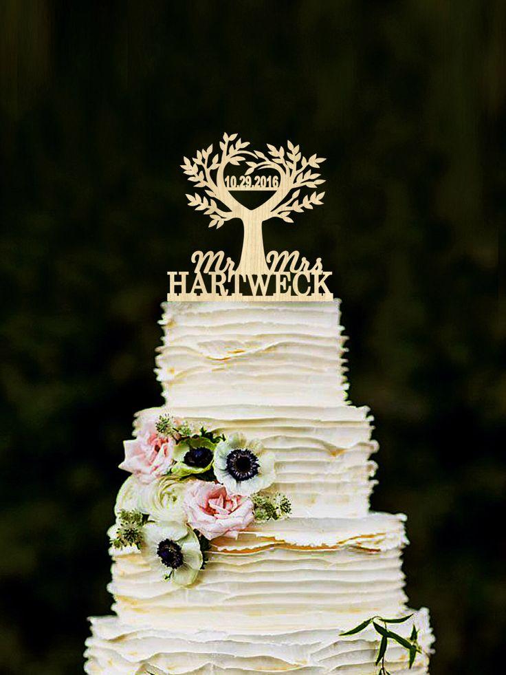 Best Gold Cake Topper Ideas On Pinterest Love Cake Topper