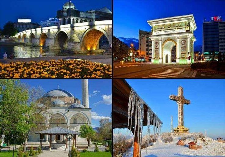 Katar Tur ayrıcalığı ile Balkan Turu 4 Ülke 8 Şehir
