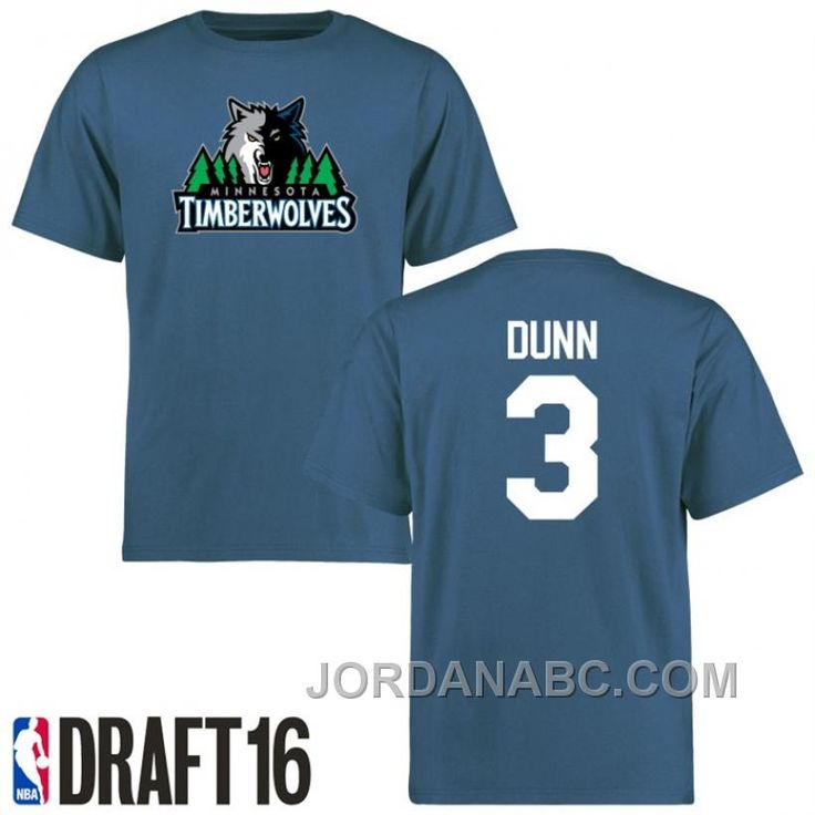 http://www.jordanabc.com/kris-dunn-minnesota-timberwolves-3-2016-nba-draft-pick-name-number-blue-tshirt.html KRIS DUNN MINNESOTA TIMBERWOLVES #3 2016 NBA DRAFT PICK NAME & NUMBER BLUE T-SHIRT Only $50.00 , Free Shipping!