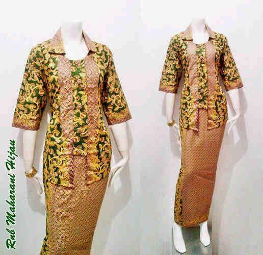Toko Baju Batik Solo: Toko Batik Online Batik Bagoes Solo Model Baju Batik