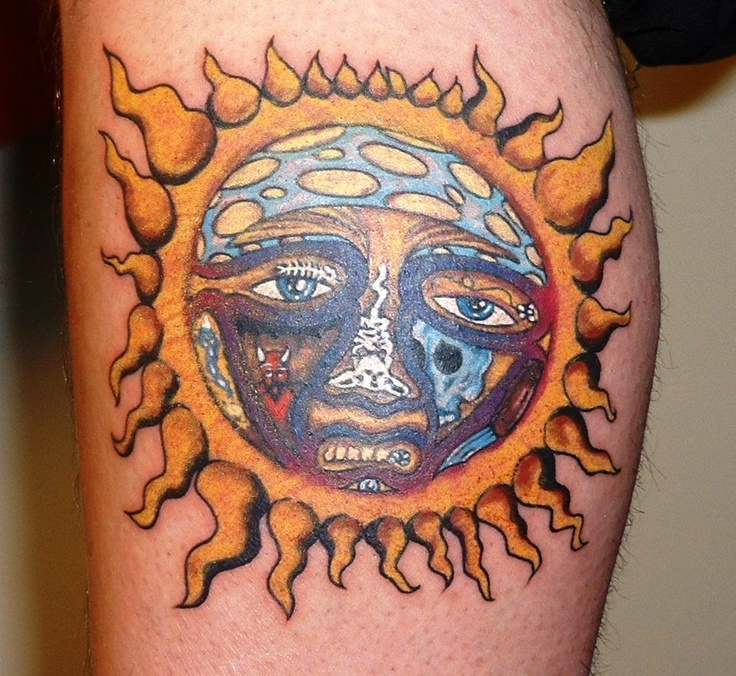 sublime sun tattoo i love this wish i had the guts to do it tattoos body art designs for. Black Bedroom Furniture Sets. Home Design Ideas