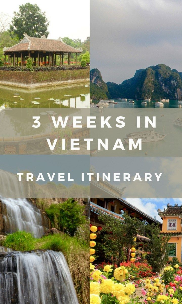 My 3 weeks Vietnam travel itinerary is suitable for many types of travellers, whether you are a backpacker, luxury traveller, adventure seeker, you name it