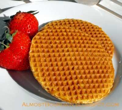"""Stroopwafels. Something I MUST learn how to make! Inspired by the movie """"The Best Two Years."""""""