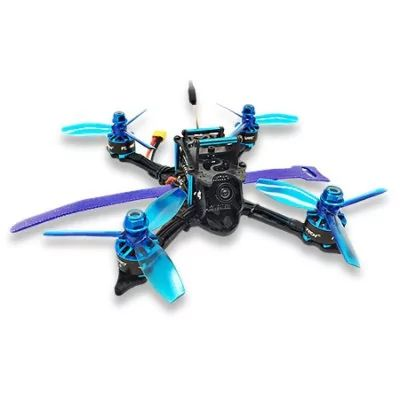 HGLRC XJB-145 - $149.00 (25% OFF)  145mm Micro FPV Racing Drone  PNP  BLUE 5.8G 600TVL CCD / 72-channel VTX / F4 Flight Controller with OSD  #Quadcopter, #Racing, #drone, #HGLRC, #дрон, #квадрокоптер, #gearbest    6051