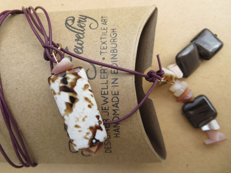 Gemstone Lariat, Gemstone Y Necklace, Agate Gemstone Necklace, Agate Lariat/YNecklace, Handmade Y Necklace, Designer Lariat, Scotland, U.K. by KBrownJewellery on Etsy