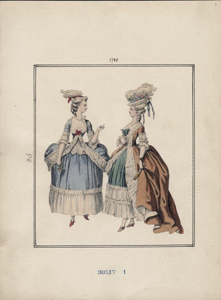 LAPL, 1780