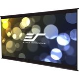 """Elite Screens - DIY Wall 2 Series 100"""" Projector Screen - Black, DIYW100H2"""