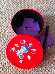 """The Worry Box. Perfect for kiddos experiencing anxiety and stress that is negatively affecting their daily functioning. By writing the worry down and enclosing it in the box, kids can tangibly """"remove"""" their worries...hopefully leading to better sleep, easier mornings, and academic/social success."""
