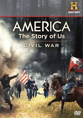 """America: The Story of Us ~ Episode 5 """"Civil War"""" Lesson Plans"""