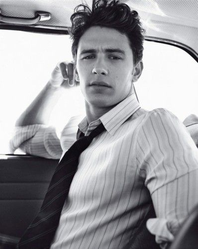 Bay Area born and raised James Franco. This guy is so lucky