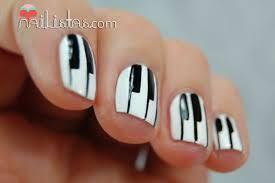 uñas de piano