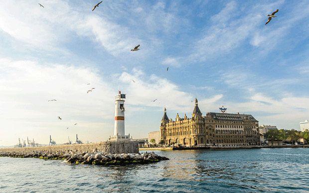 Top 10: European city breaks for 2015 - Telegraph - Istanbul