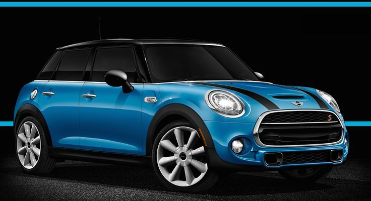 NEW 2015 #MINI #COOPER #HARDTOP 4 DOOR. Stock Number: M2975