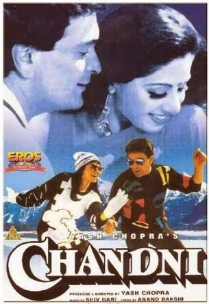 Chandni (1989) Bollywood Movie watch online Free!