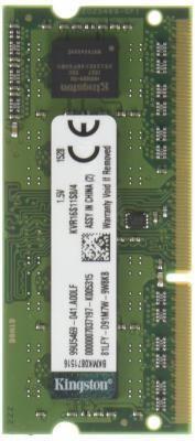 Оперативная память SO-DIMM DDR3 Kingston 4Gb (pc-12800) 1600MHz <Retail> (KVR16S11S8/4)  — 2080 руб. —  Недорогие модули памяти Kingston KVR16S11S8/4 для ноутбуков – разумный выбор в пользу качества. Оперативная память Кингстон объемом 4 Гб имеет рабочую частоту 1,6 ГГц. Вы сможете купить Kingston KVR16S11S8/4 для комфортной работы, ведь с помощью этого модуля памяти Вы значительно повысите производительность ноутбука при работе с требовательными графическими приложениями, программами и…