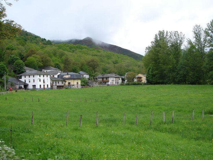 Las Herrerías de Valcarce, León, Camino de Santiago