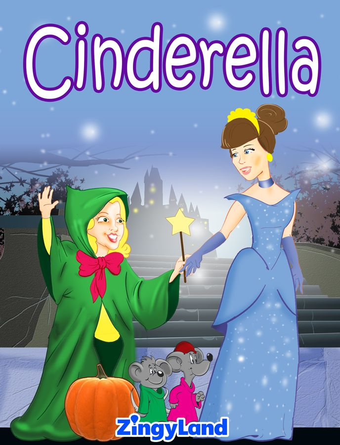 Cinderella is a classic tale, known as one of the most romantic stories. Check out our great collection with classic stories in ZingyLand App.